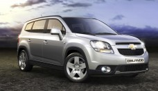 Chevrolet Orlando Crossover MPV Above High Resolution Wallpaper Free