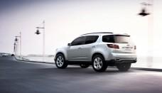 Chevrolet SUV TrailBlazer Wallpaper For Android
