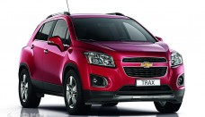 Chevrolet Trax A Compact SUV Based Desktop Backgrounds