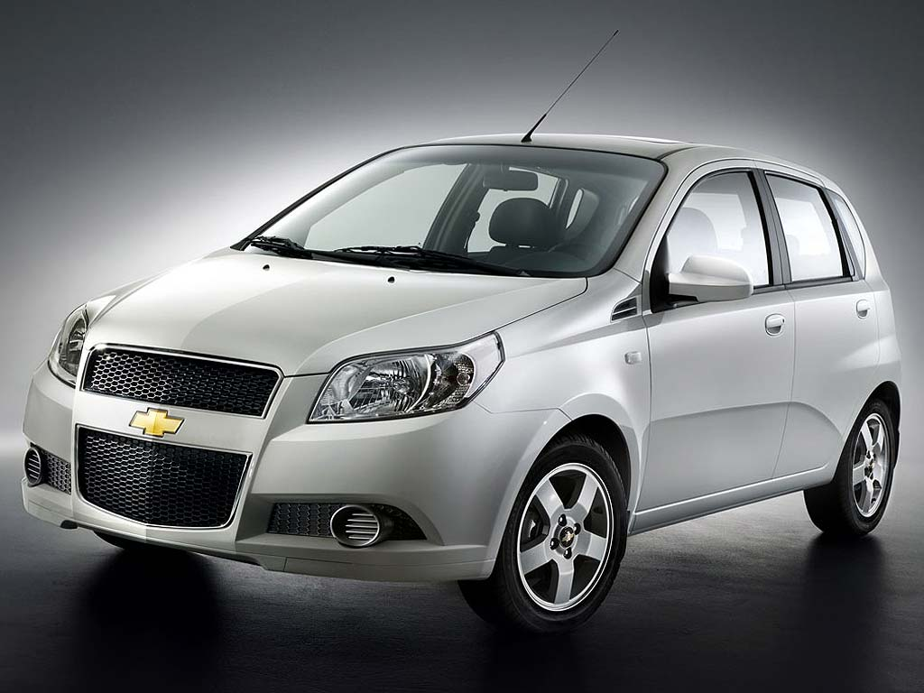 Chevrolet Aveo 5p Free Download Image Of