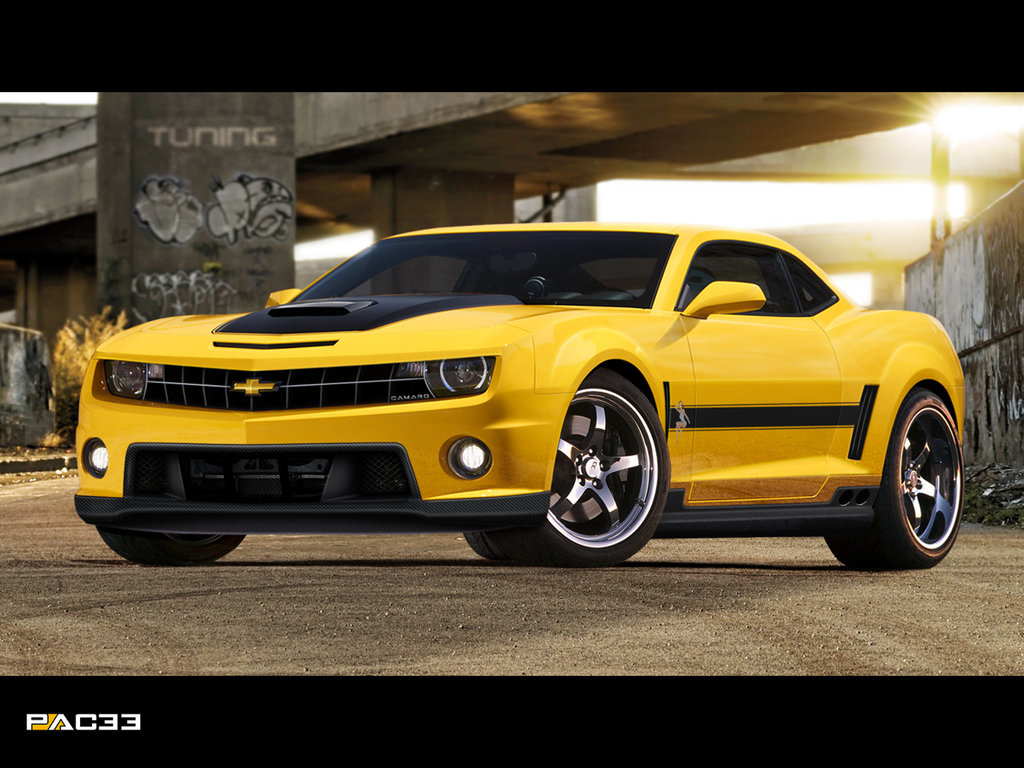 Chevrolet Camaro Wallpaper For Android