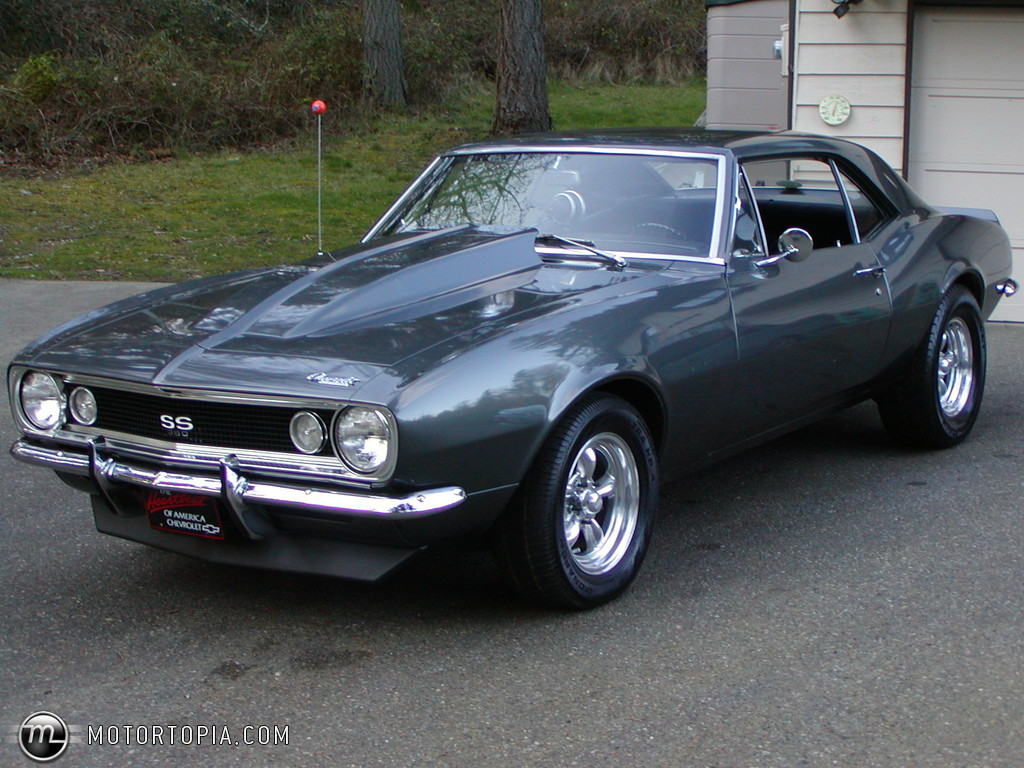 Chevrolet Camaro SS Free Download Image Of