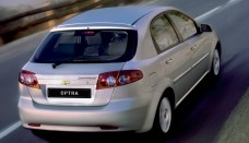 Chevrolet Optra Hatchback Desktop Backgrounds
