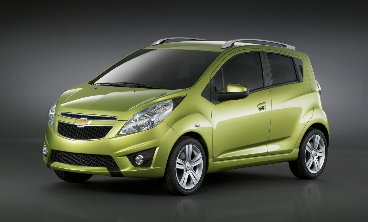 Chevrolet Spark Fotos Oficiales del Renovado Wallpapers Download