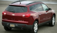 Chevrolet Traverse Prepara Colombia High Resolution Wallpaper Free