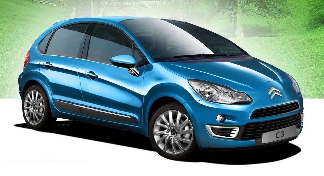 Citroen C3 Wallpaper For Desktop