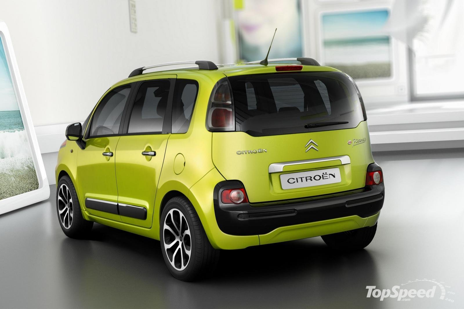 Citroen C3 Picasso Wallpaper For Ios
