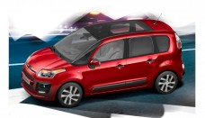Citroen C3 Picasso Gets Updated For 2013 Wallpaper For Background