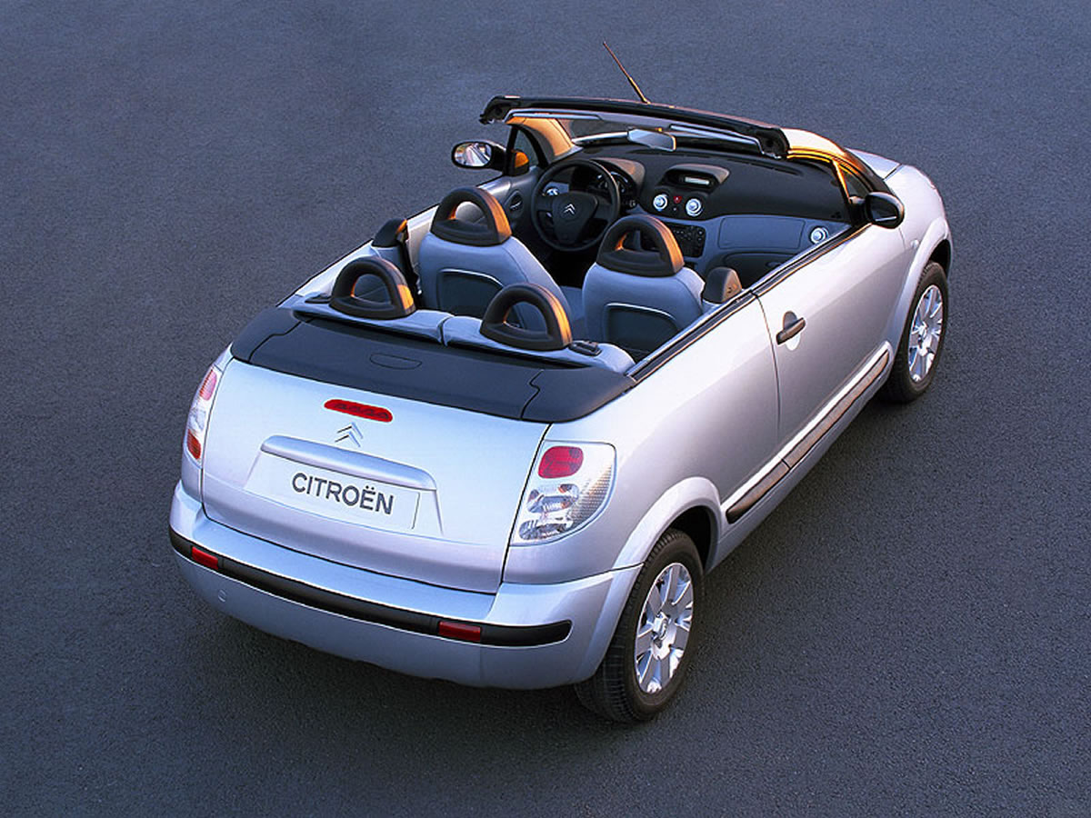 Citroen C3 Pluriel HD Wallpapers For Background
