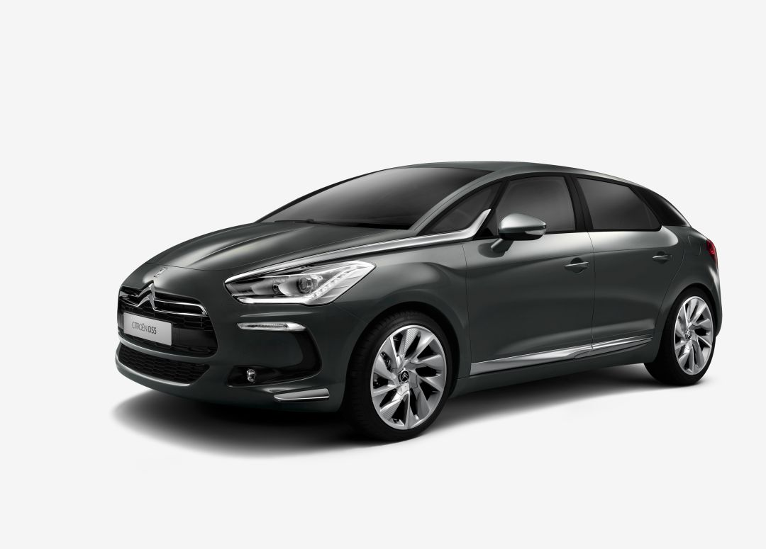 Erste Bilder Citroen Den DS5 Wallpapers Download Free