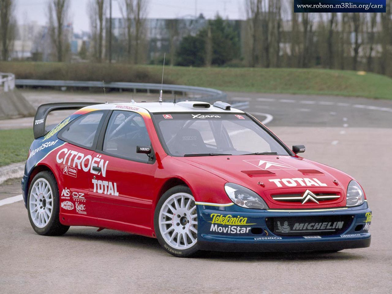 Citroen Xsara Wrc Rally Montecarlo 2006 Wallpaper For Desktop