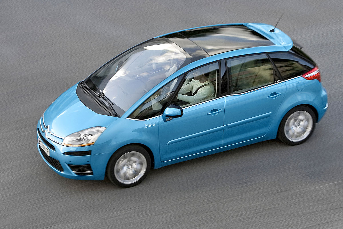 Citroen C4 Picasso y Grand Free Download Image Of