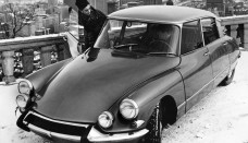 Citroen DS Montant Record Wallpaper For Ios