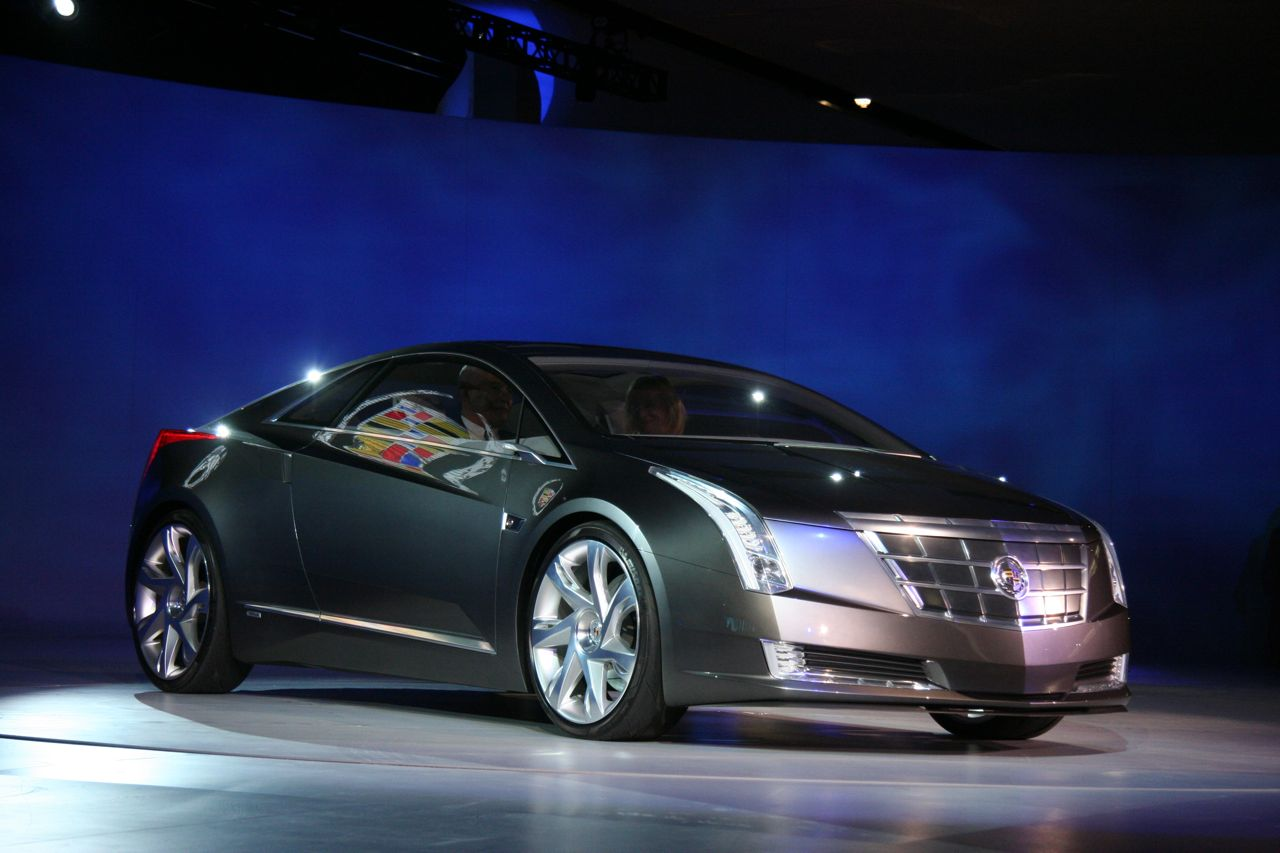 Detriot Auto Show Cadillac Wallpaper HD For Android
