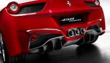 Ferrari 458 Italia Rear World Cars Wallpaper For Background