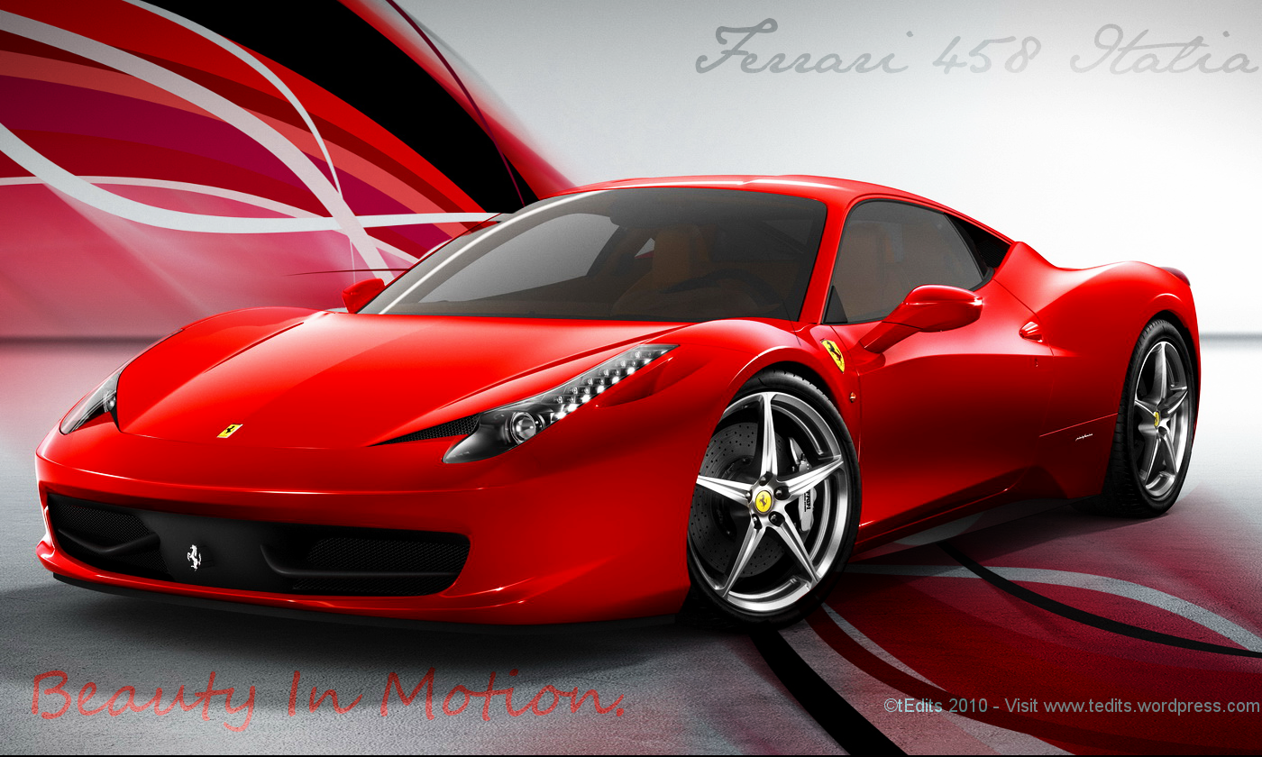 Ferrari 458 Italia The Hottest World Cars Wallpapers Download
