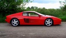 Ferrari 512 TR Photos World Cars Desktop Background