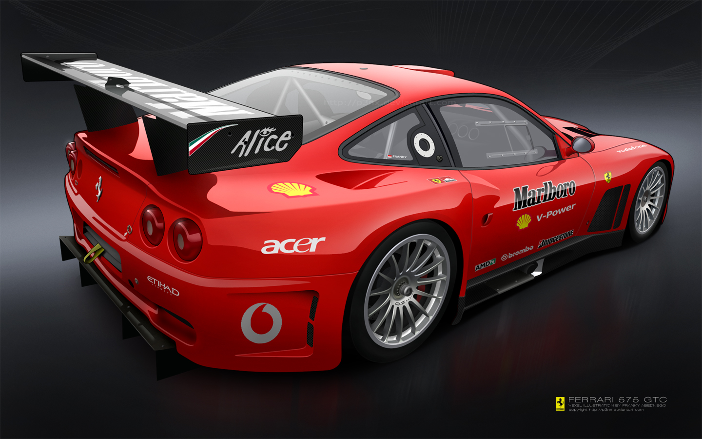 Ferrari 575 GTC Photos World Cars Free Download Image Of Wallpaper