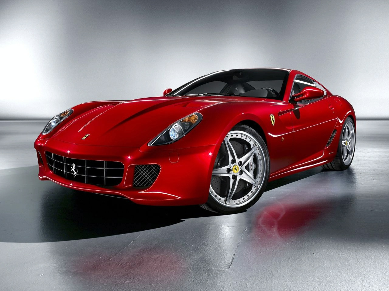 Ferrari 599 Gtb Sport Service San Diego World Cars Desktop Background