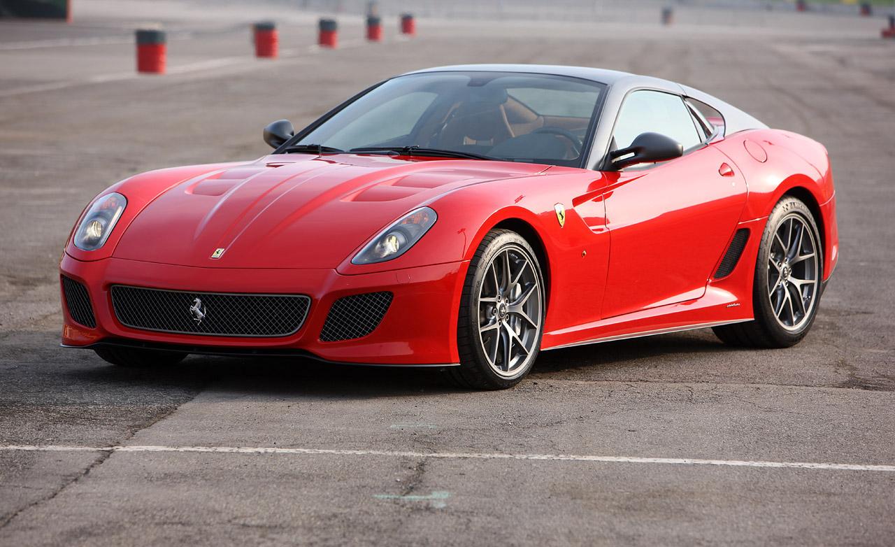 Ferrari 599 GTO Photos World Cars Wallpapers Background Free