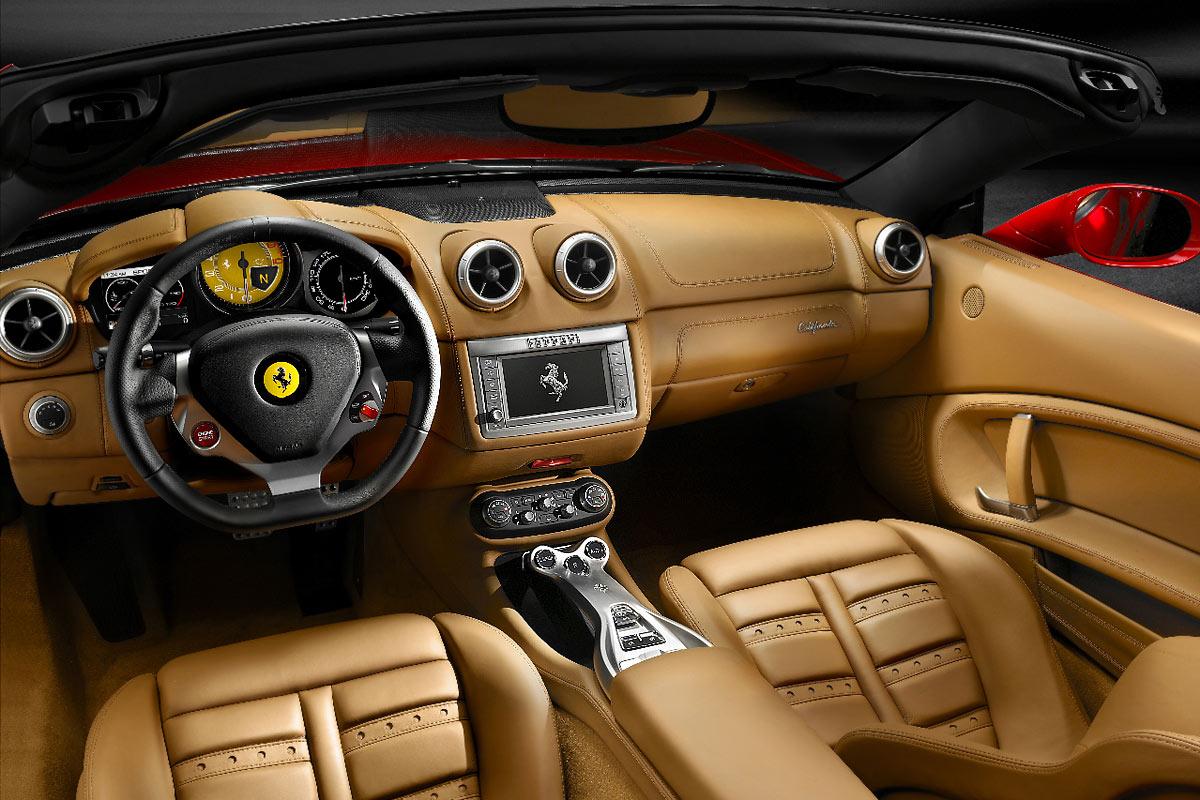 Ferrari California Show World Cars Wallpaper For Desktop