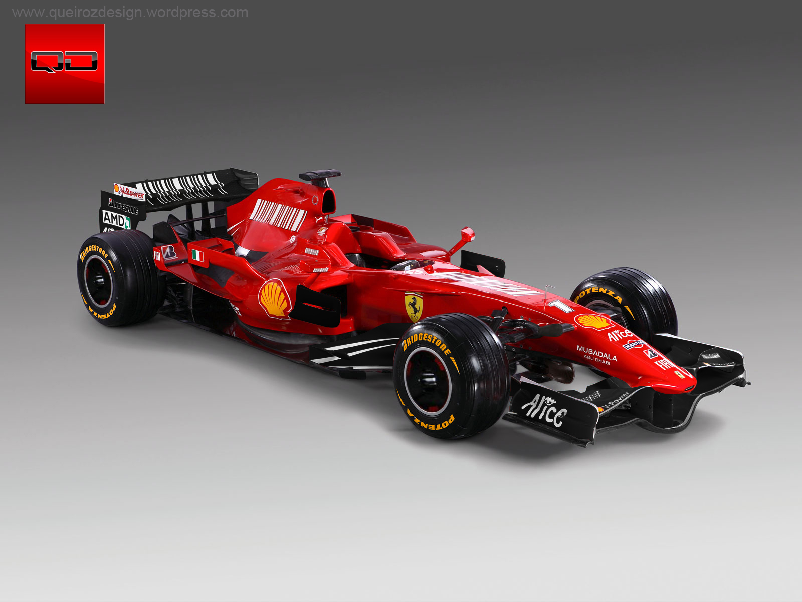 Ferrari F61 2010 F1 World Cars Wallpaper For Android