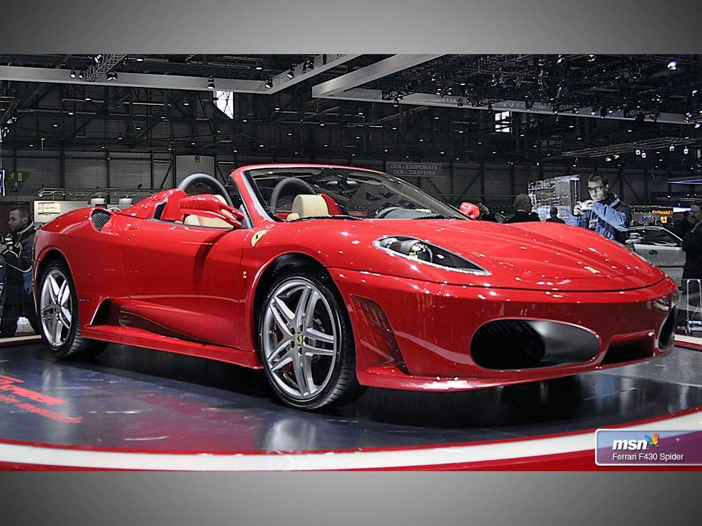 Ferrari F430 Spider  World Cars Wallpaper For Free