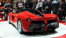Ferrari New Mild Hybrid LaFerrari Supercar Produces 963 hp World Cars Wallpapers Background
