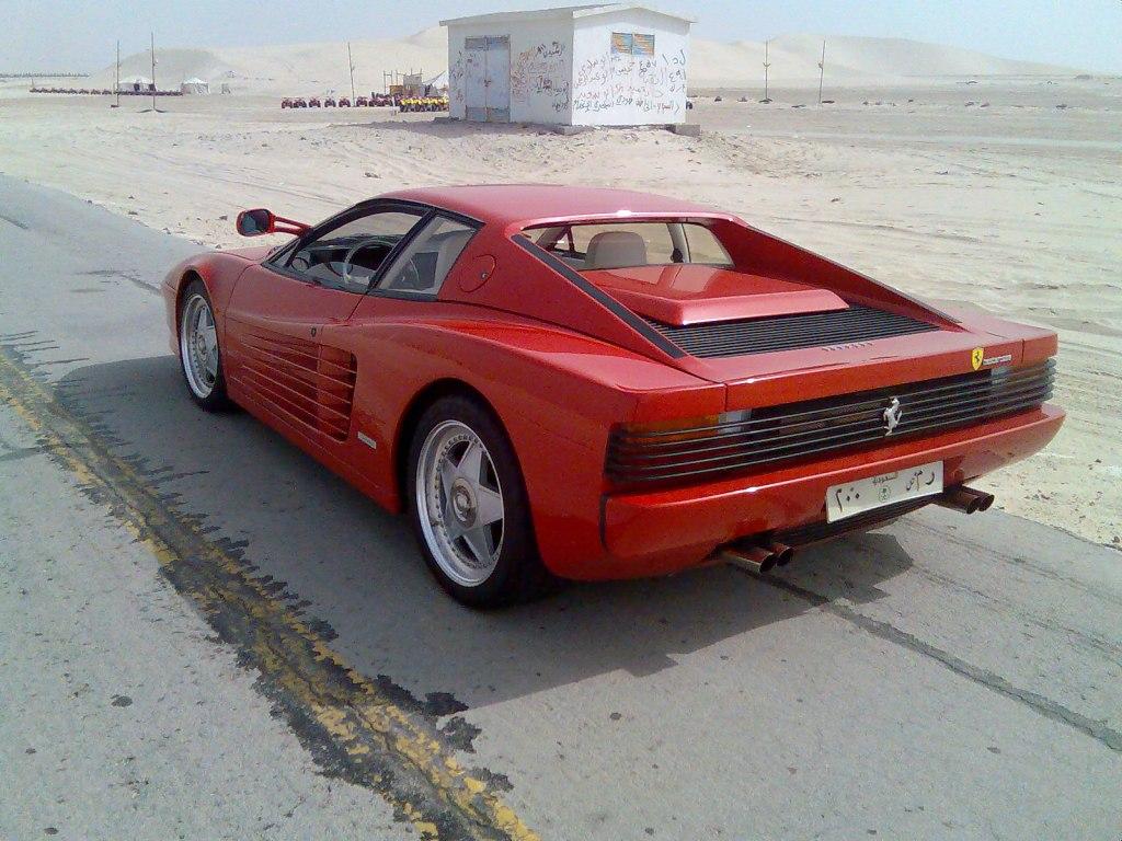 Ferrari Testarossa Information World Cars Wallpaper For Background