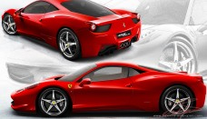 Ferrari 458 The successor of the 430 World Cars Wallpaper For Free
