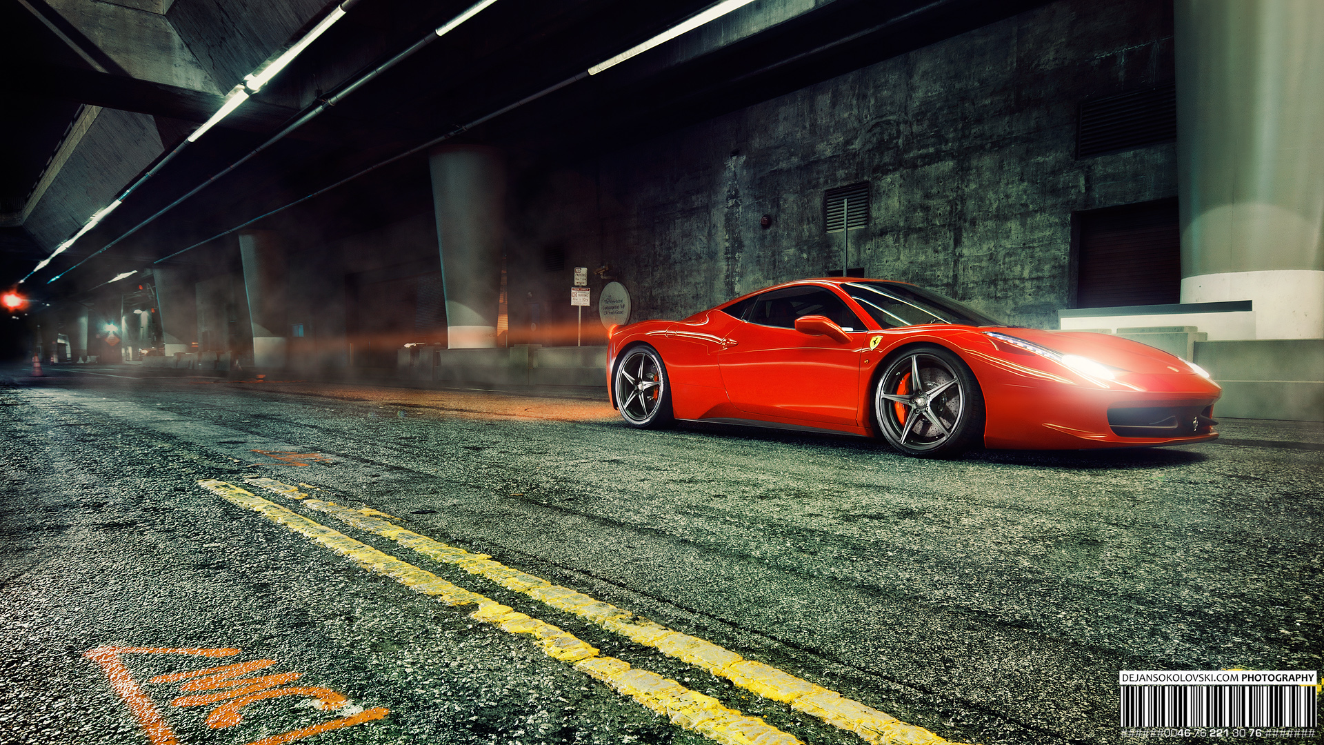 Ferrari F458 HD World Cars Wallpaper For Iphone
