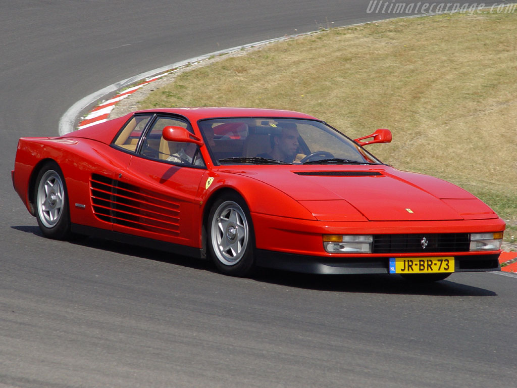 Ferrari Testarossa World Cars Wallpapers Download