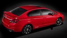 Honda Civic Sedan 2013 Show Wallpaper Backgrounds