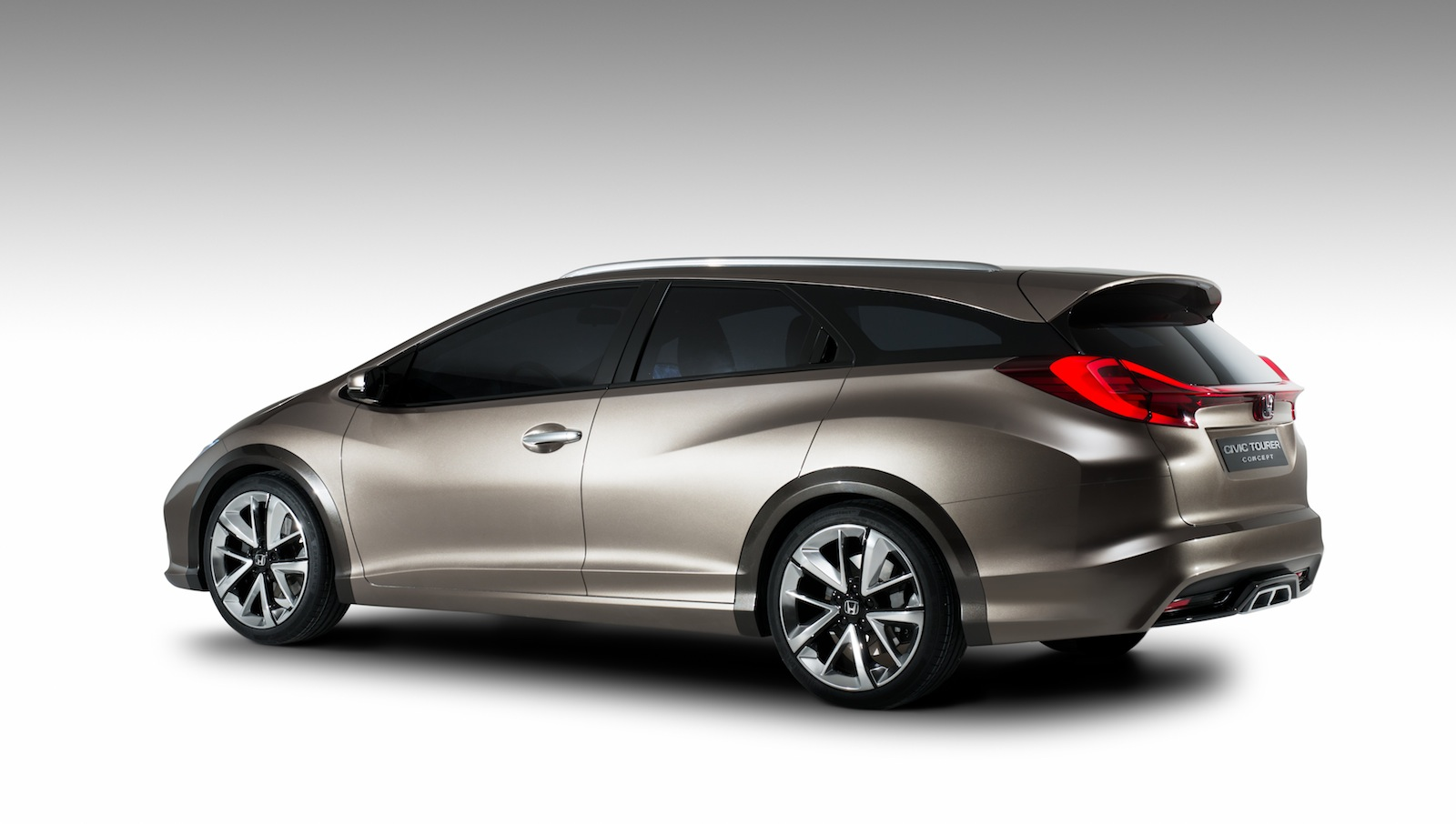 Honda Civic Tourer Concept Revealed Desktop Backgrounds