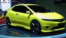 Honda Civic Type-R 2006 Wallpapers For Background