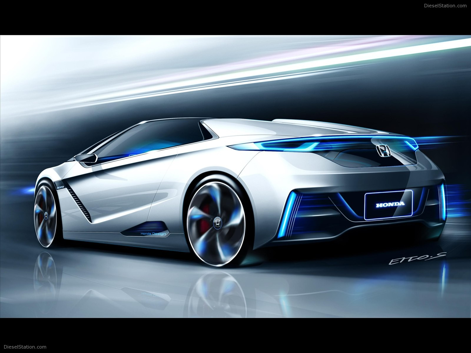 Honda Concept Cars at Tokyo Auto Show Wallpapers HD