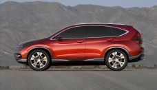 Honda CR-V Concept 2012 Wallpaper For Iphone