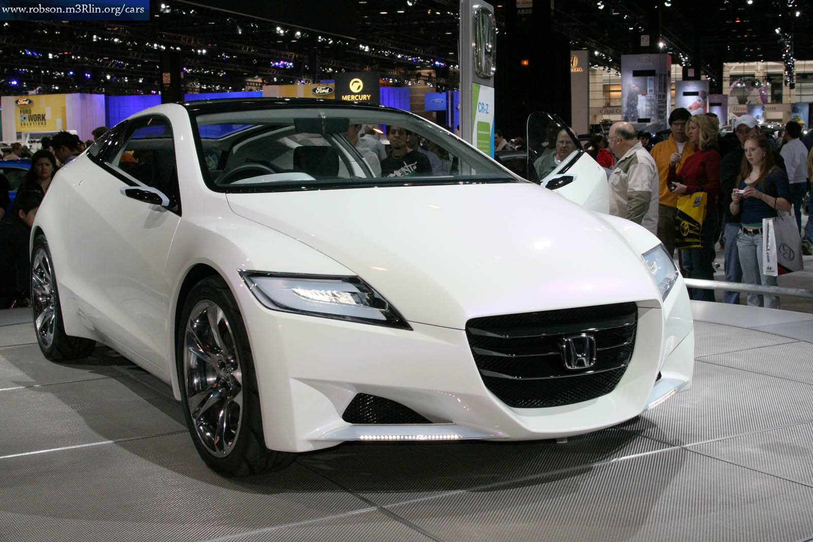 Honda CR Z Hybrid Electric Cars Free Download Image Of