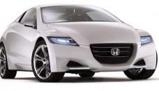 Honda Crz Concept Angular Exterior Front Wallpaper For Iphone
