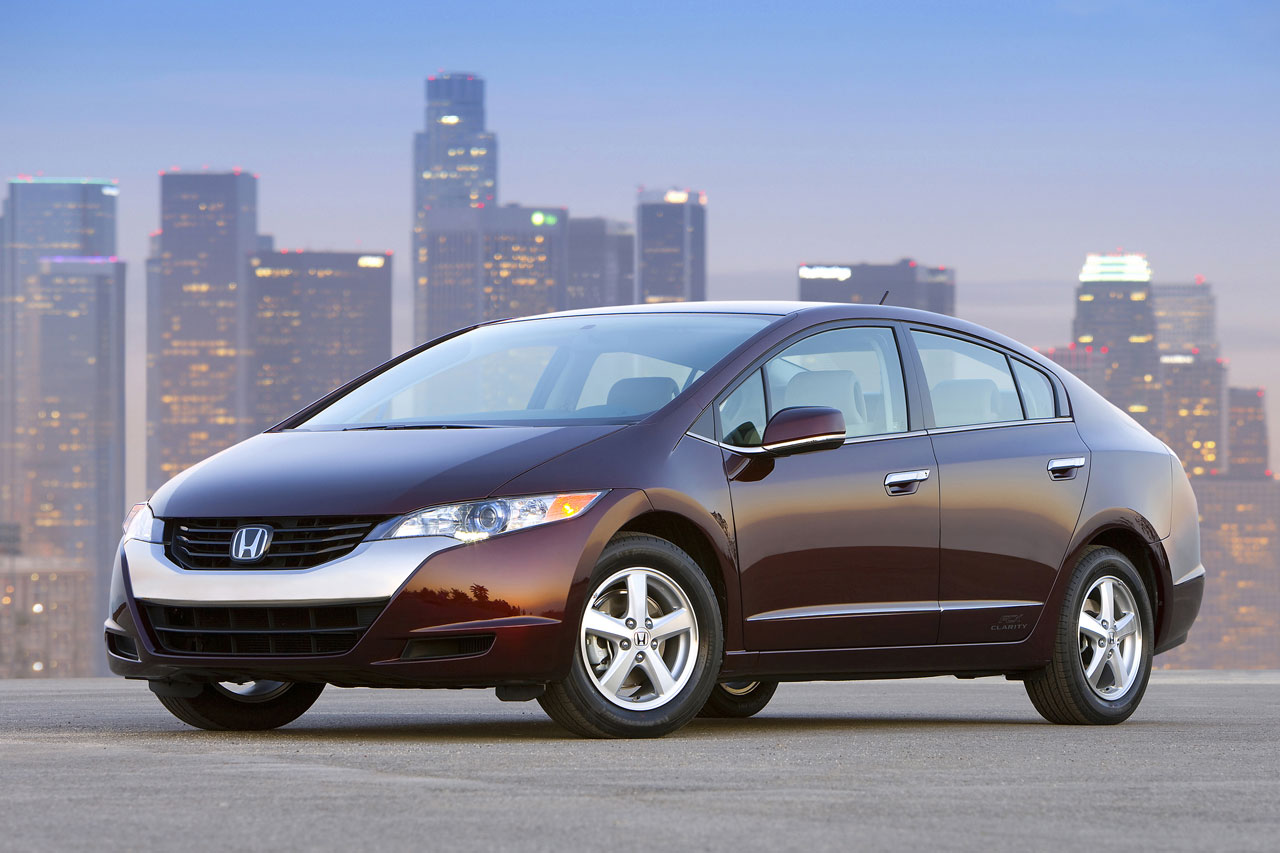 Honda FCX Concept SUV Wallpapers Gallery Free