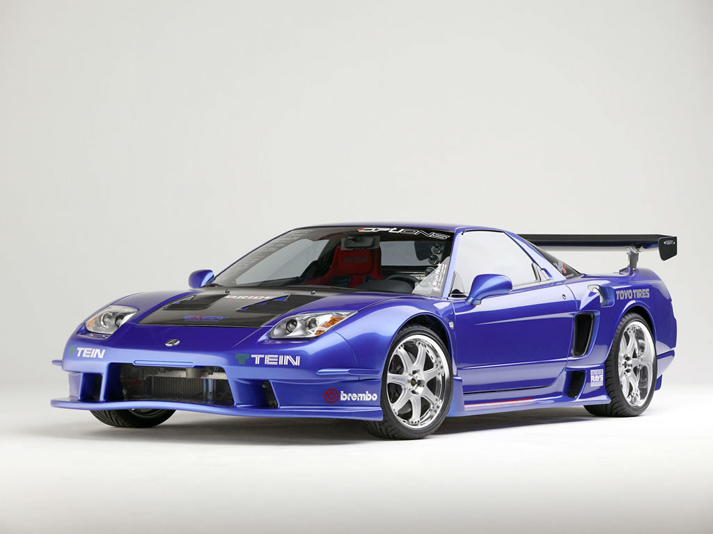 Honda NSX Sport Car HD Desktop Free Wallpaper Desktop Download