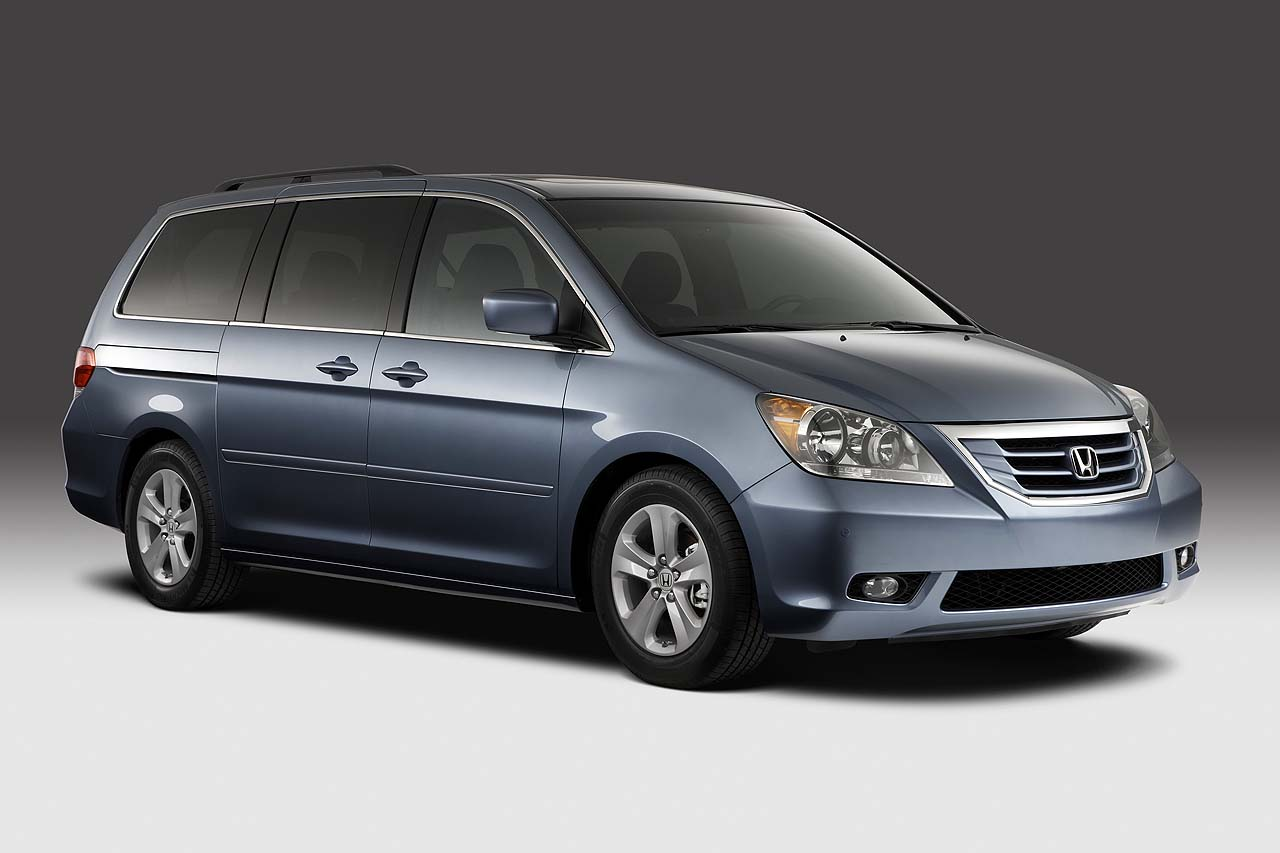 Honda Odyssey New Car Specifications Wallpaper HD Free