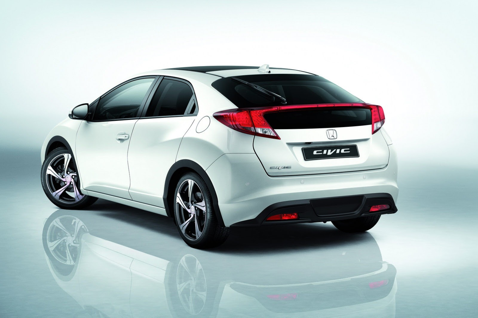 Honda Spices European Civic up With Aero Package Free Download Image Of