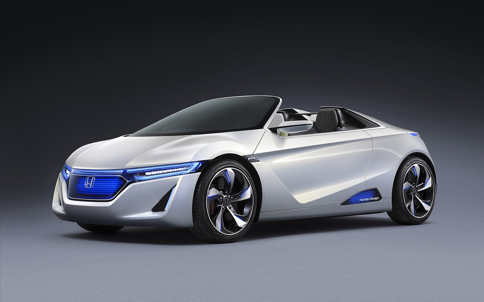 Honda Concept Car Desktop Backgrounds Wallpaper
