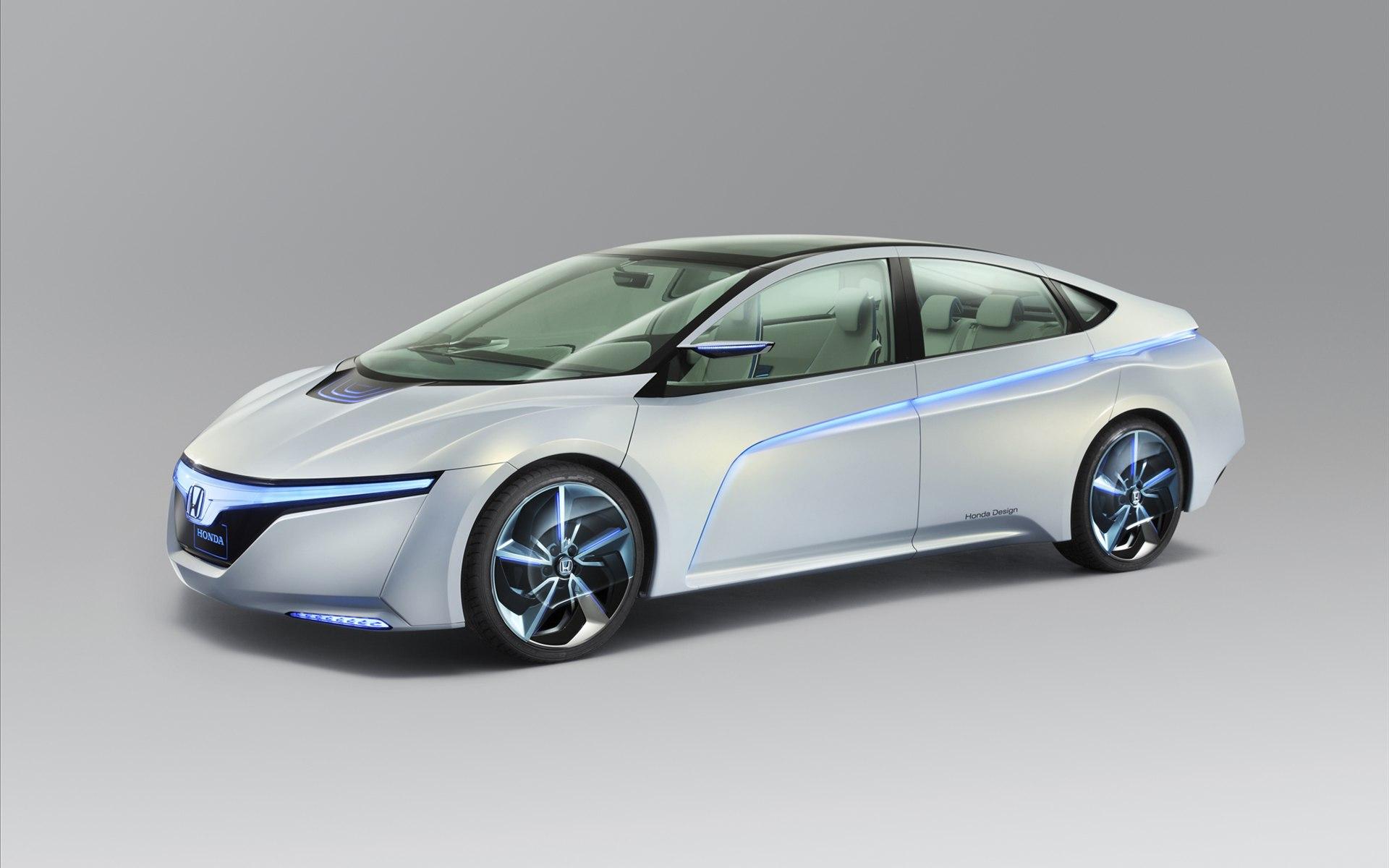 Honda Concept Car Tokyo Auto Show Wallpapers HD