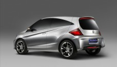 Honda Small Car Concept 2 Wallpapers HD