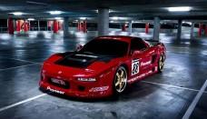 Red Hot Honda NSX Wallpaper Backgrounds