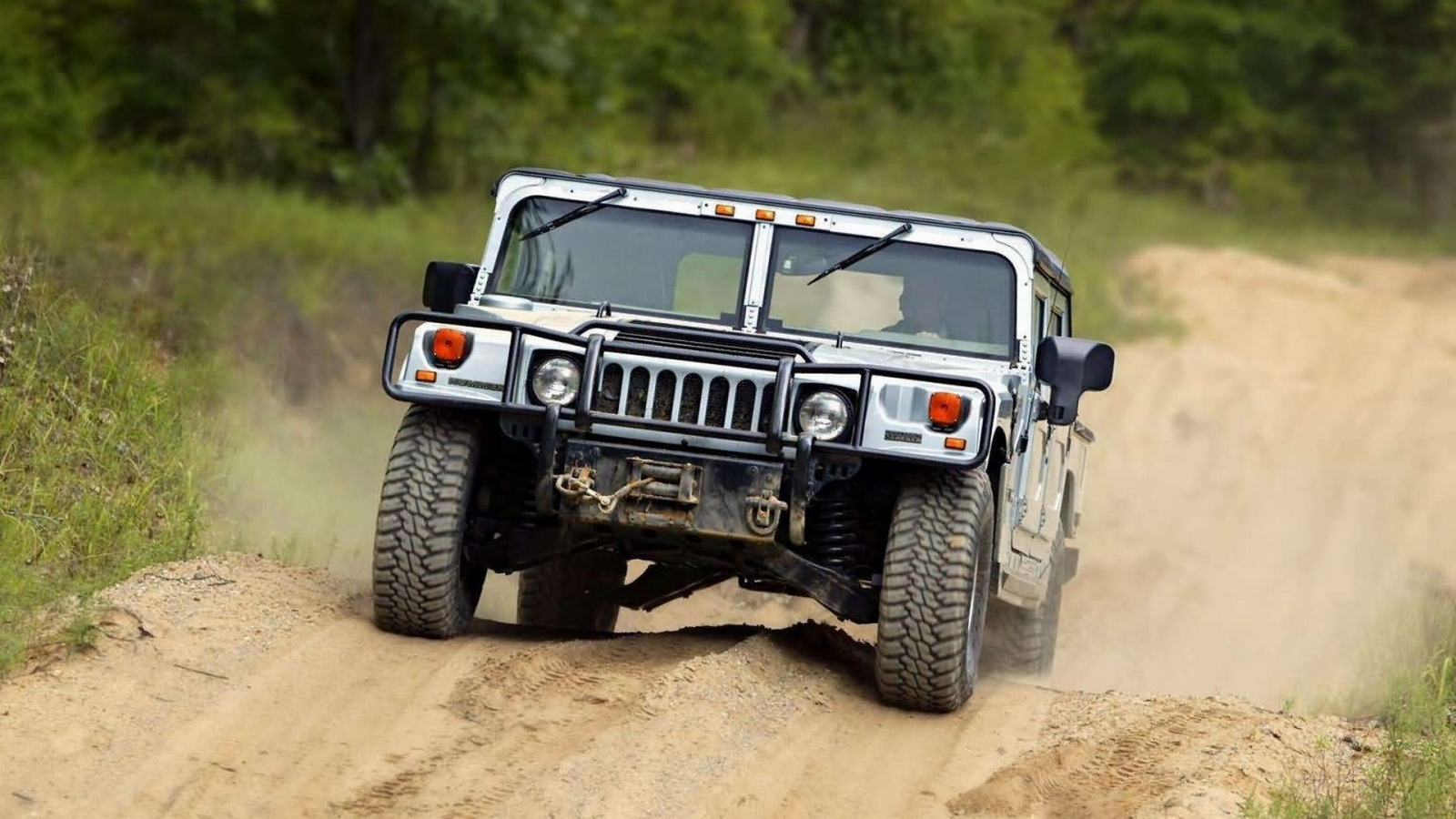 Hummer H1 2002 07 Wallpapers HD