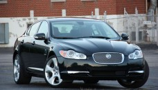 Jaguar XF Front Wallpapers Background