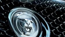 Jaguar C XF Concept Logo Wallpaper HD